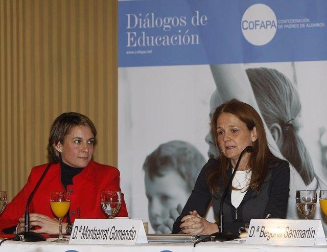 La secretaria de Estado de Educación en los Diálogos de COFAPA