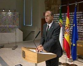 """Monago dice que la asamblea de la CALRE permitirá a representantes de regiones europeas conocer """"la realidad"""" extremeña"""