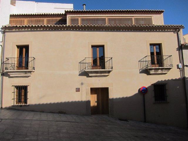Casa Torremochada, Sede Del Consorcio Ciudad Histórica De Cáceres
