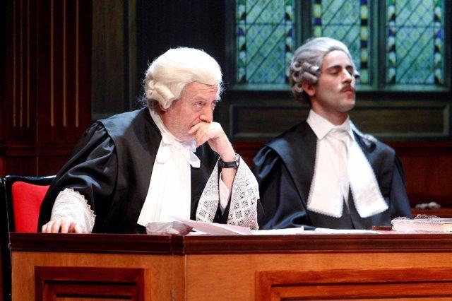 Manuel Galiana en Testigo de cargo