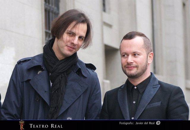 Teodor Currentzis y Dmitri Tcherniakov