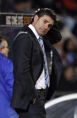 Míchel, entrenador del Sevilla