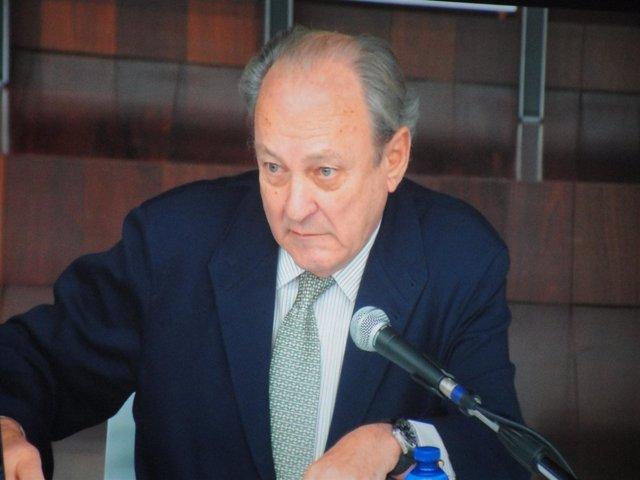 José Luis López Sors en el juicio del Prestige en A Coruña