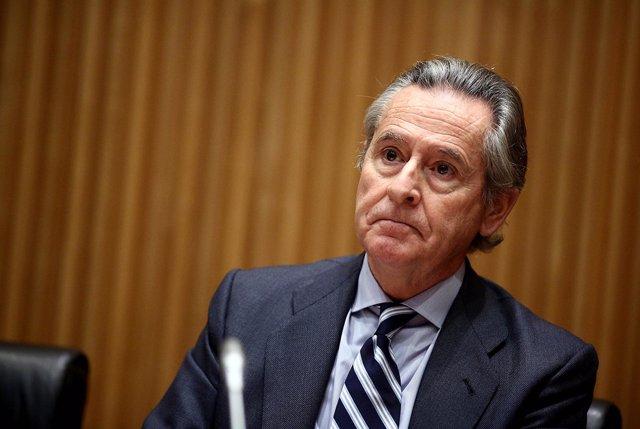 Expresidente de Caja Madrid Miguel Blesa