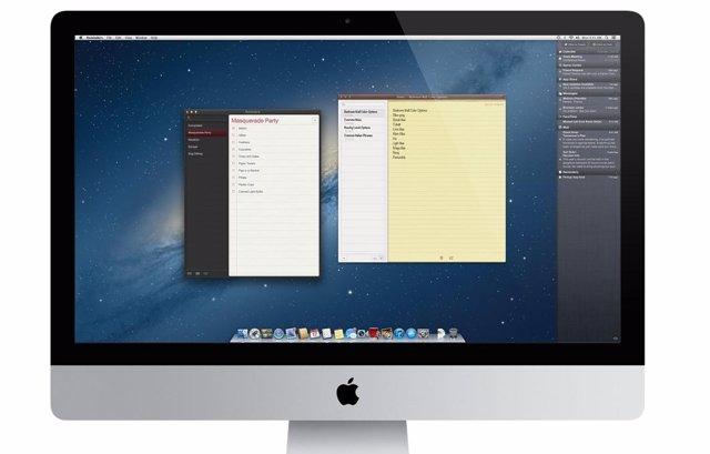 Nuevo iMac de Apple