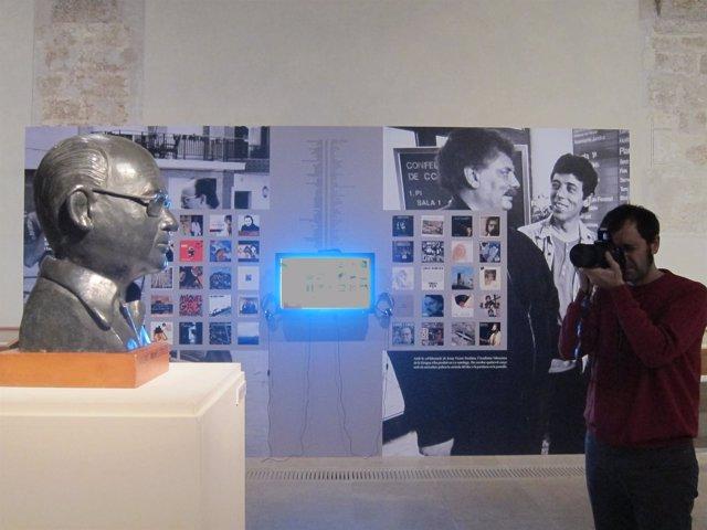 Exposición De La Avl Sober Vicent Andrés Estellés