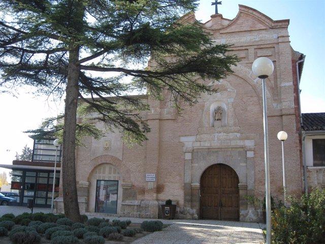 Iglesia de San Alberto, o de las Carmelitas Descalzas, de Calatayud