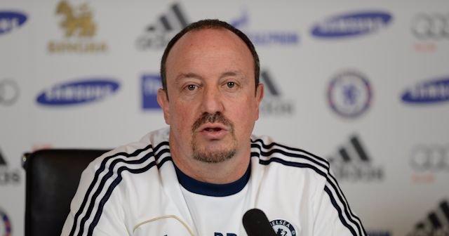 Rafa Benitez (Chelsea)