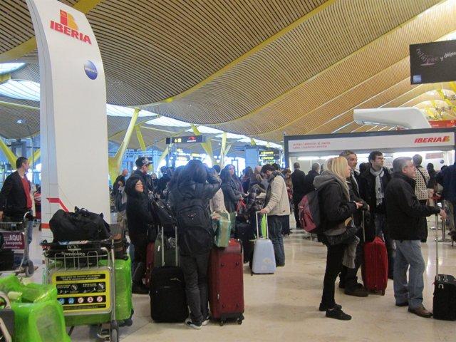 Pasajeros De Iberia