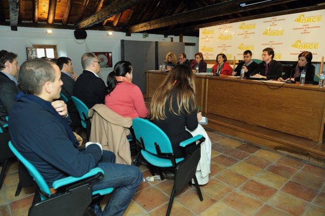 Nota Y Fotos Encuentro Delegados Y Alcaldes Baza Huescar