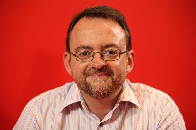 El secretario general adjunto del grupo del PSOE en el Congreso, Dani Fernández