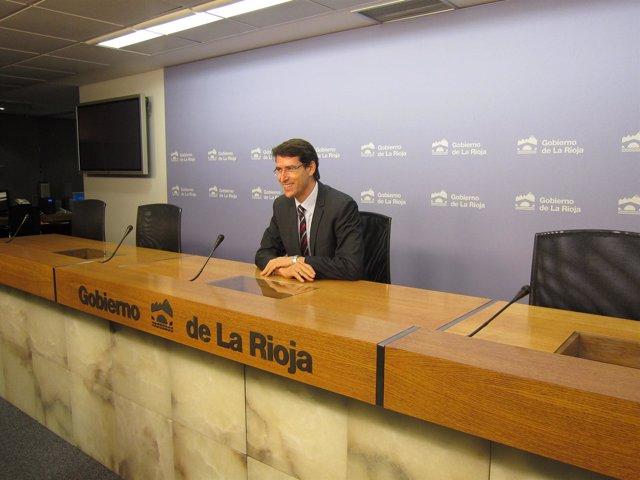 El Consejero De Educación, Cultura Y Turismo, Gonzalo Capellán