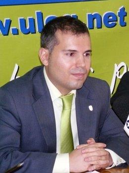 Delgado, ULEG Leganés