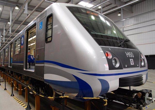 Trenes De CAF Para El Metro De Sao Paulo