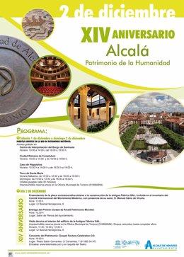 Patrimonio histórico Alcalá