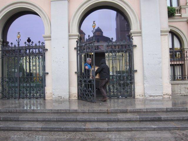 Registro del Ayuntamiento de Sabadell (Barcelona)