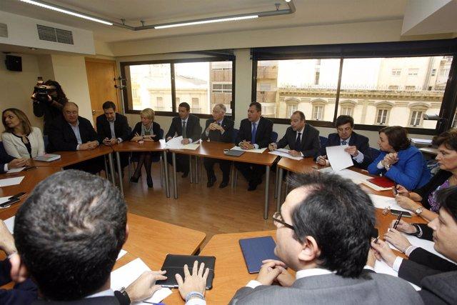Sanz, en el comité de dirección del PP de Almería