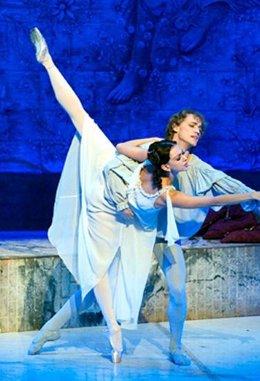 Russian Ballet Stars