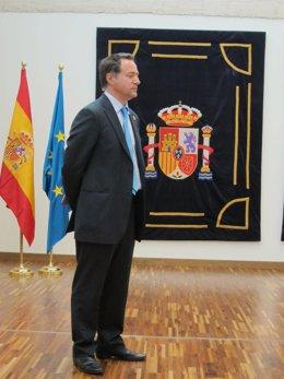 El Procurador De UPL En Las Cortes, Alejandro Valderas
