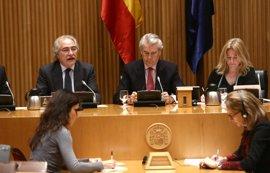 PP y PSOE se enzarzan en acusaciones sobre las responsabilidades en la quiebra de CCM