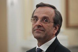 Samaras: el acuerdo sobre la deuda asegura la permanencia de Grecia en el euro