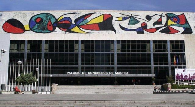 Palacio de Congresos y Exposiciones de Madrid