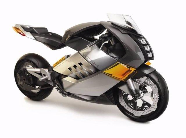 Moto Deportiva Eléctrica 'Vectrix Superbike'