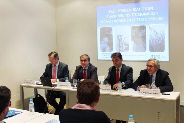 Los expertos exponen el nuevo programa formativo de Medical Practice Group