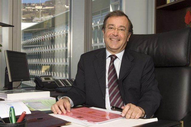 Presidente y consejero delegado de Nestlé Health Science, Luis Cantarell