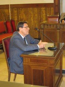 Pedro Ángel Hernández Mateo en el TSJCV