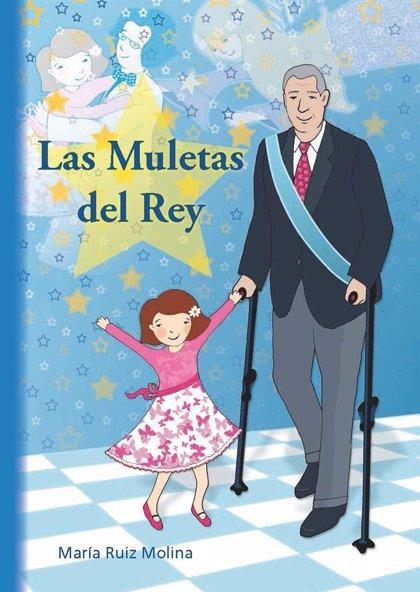 El libro 'Las muletas del rey' conciencia a los niños sobre el envejecimiento