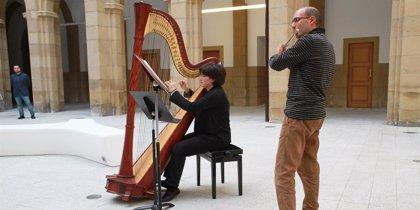 Los músicos que actúan a dúos sincronizan sus cerebros aunque estén tocando notas distintas