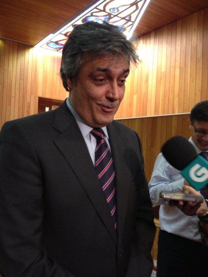 """Puy (PP), sobre la vicepresidencia de Rueda: """"Hablar de sucesión 24 horas después de la toma de posesión no es realista"""""""