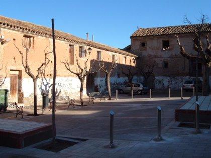 El Ayuntamiento de Alagón realiza mejoras en la Plaza Virto