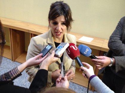 """Yolanda Díaz (AGE) cree que el nuevo gobierno es """"el de la continuidad, la Troika y los recortes a la mayoría social"""""""