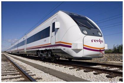 Los trenes regionales que conectan Valladolid y Cantabria, entre los de menor ocupación de toda España