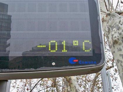 Suben ligeramente las temperaturas