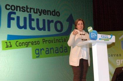 """PP-A cree que Griñán no se querella contra el exinterventor porque """"las acusaciones son ciertas"""" y le pide que dimita"""