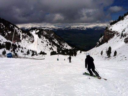 Las pistas de esquí catalanas inician la temporada con un balance positivo