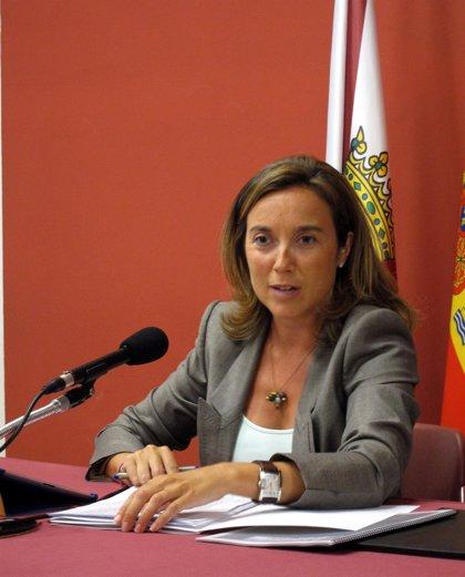 La alcaldesa de Logroño preside la lectura del manifiesto elaborado por el CERMI con motivo del Día de la Discapacidad