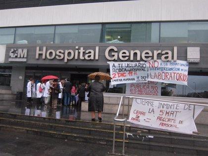 Este lunes médicos retoman la huelga indefinida y sindicatos de la Mesa Sectorial retoman paros el martes y miércoles