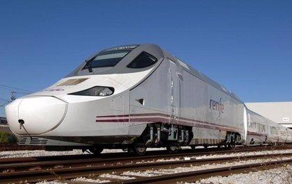 Descarrila, sin heridos, un vagón del Alvia Madrid-Santander a la altura de Valdestillas (Valladolid)
