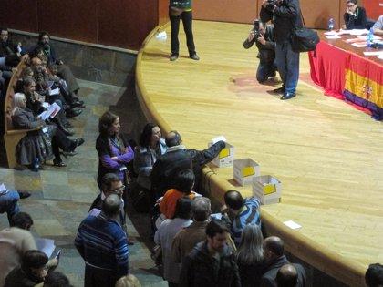 Pedro Escobar es reelegido coordinador de IU-Extremadura con el 71,4 %de los votos emitidos en la XII Asamblea Regional