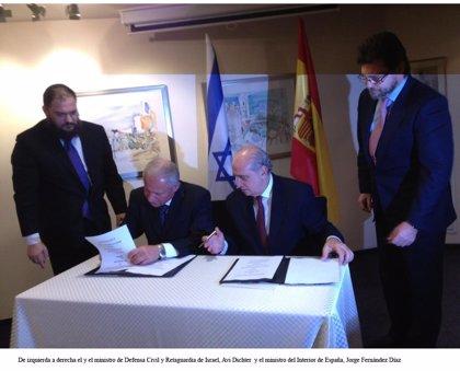 España e Israel refuerzan la cooperación bilateral en protección civil y gestión de emergencias