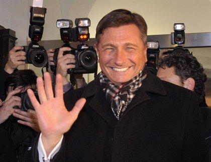 Borut Pahor gana con un amplio margen las presidenciales eslovenas