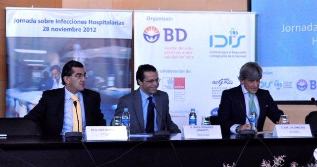Jornada sobre Infecciones Hospitalarias