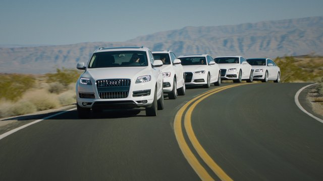 Ofensiva diésel de Audi en Norteamérica