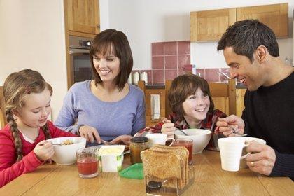 10 valores para transmitir en familia