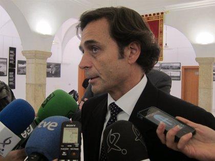 """Joaquín García, nuevo gerente del SES, prevé continuar la línea de trabajo para lograr """"la mejor sanidad"""""""