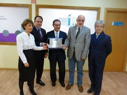 El Hospital de La Princesa de Madrid recibió la placa de mejor Unidad en Innovación e Investigación